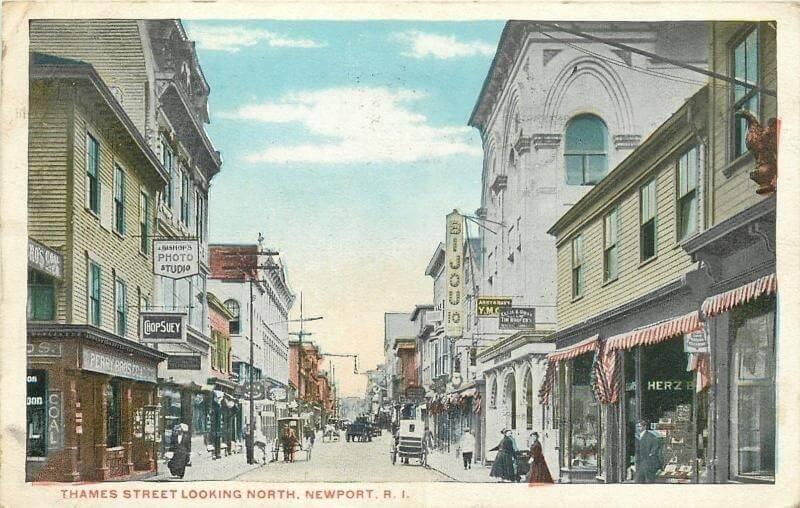 Lost Newport County Theatres