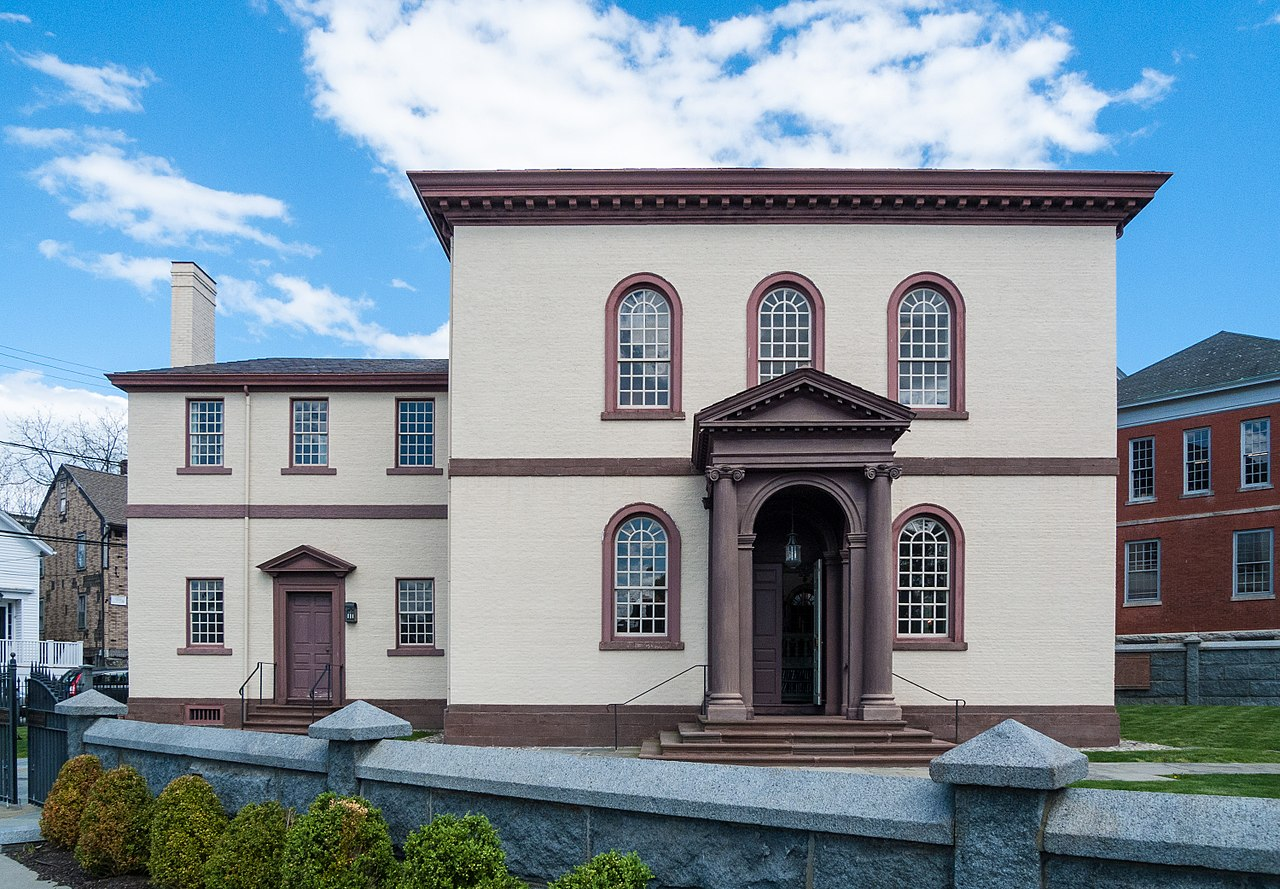 peter harrison, touro synagogue, newport ri