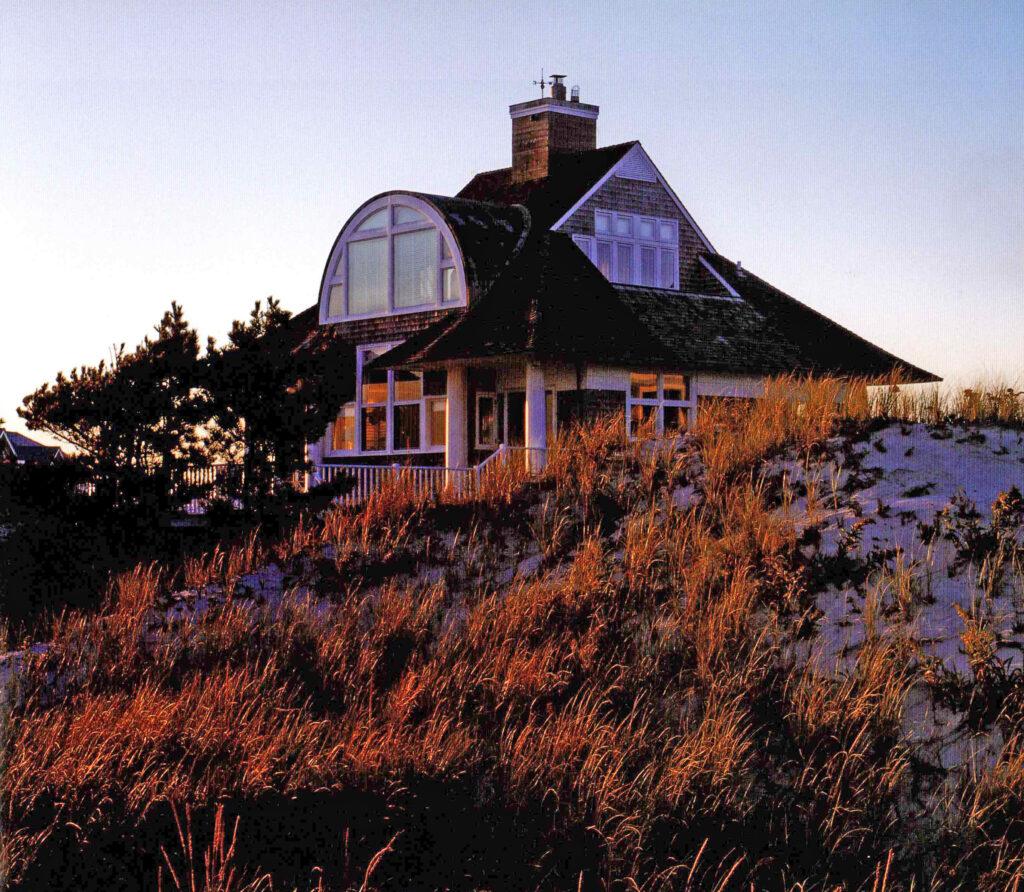 lawson house, shingle style