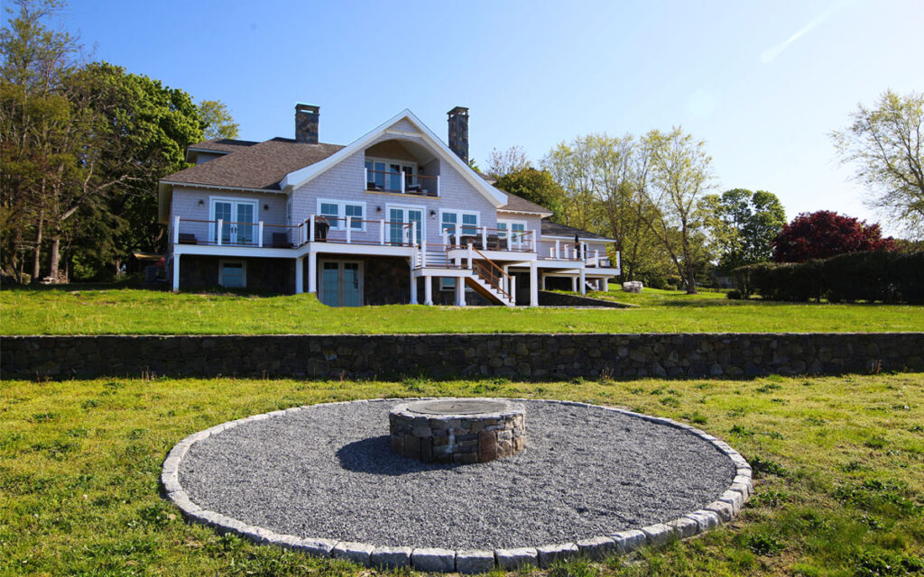 project spotlight, after picture of barrington, ri ranch house