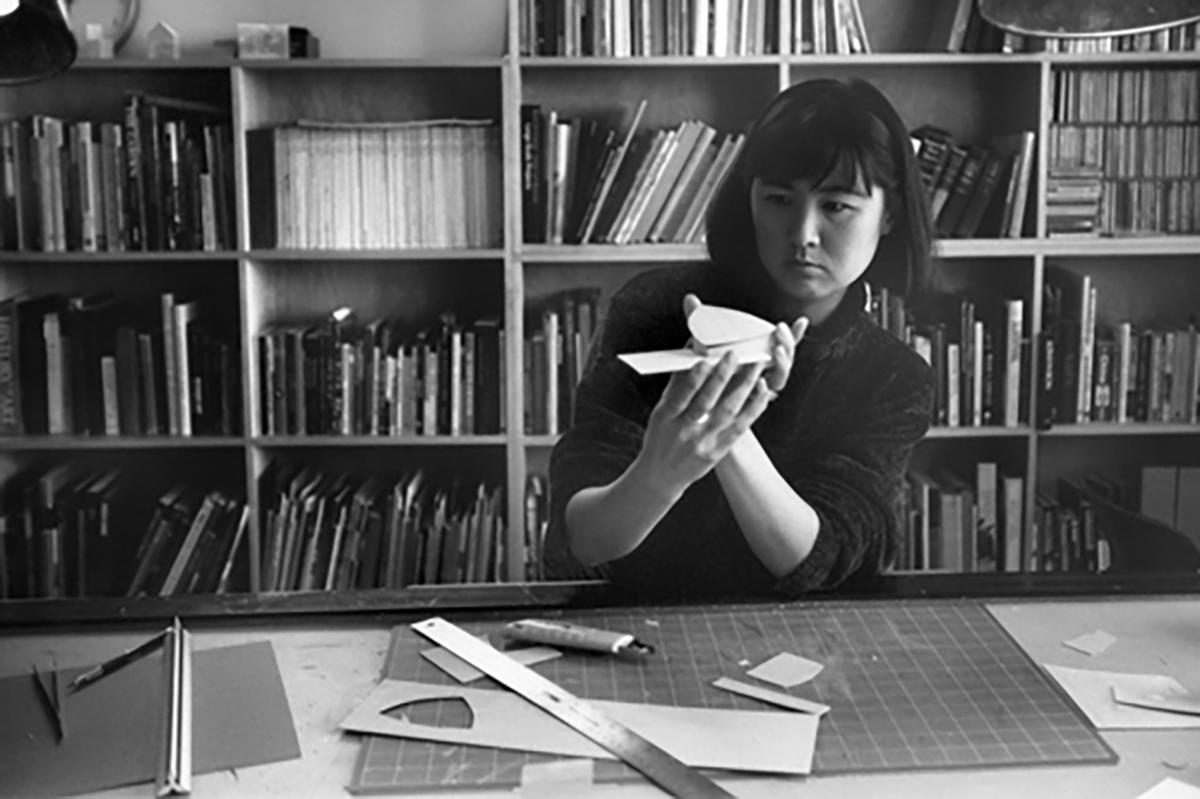 Maya Lin architectural quotes