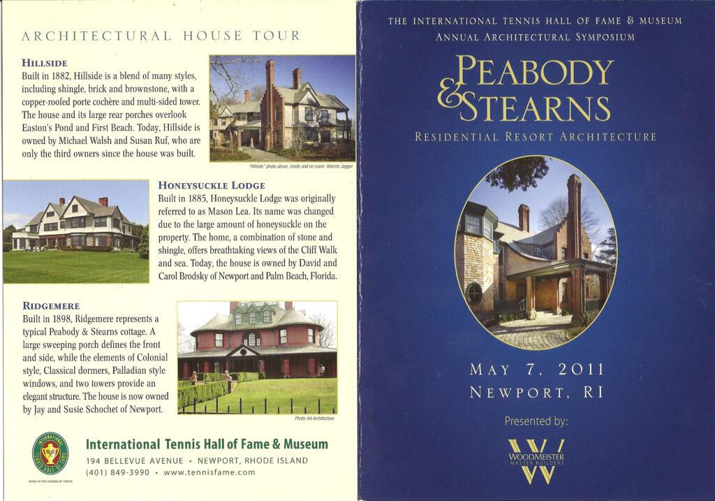 newport architectural forum brochure 2011