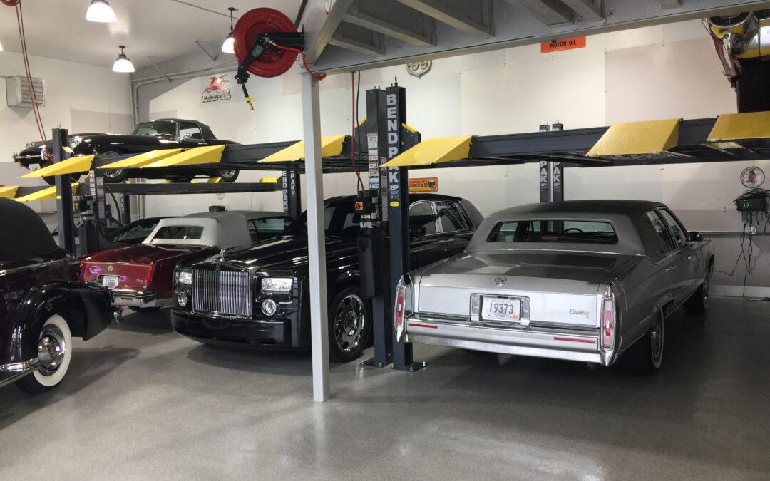 Car Museum Project