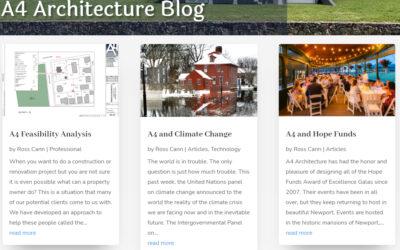 A4 / Blog Power