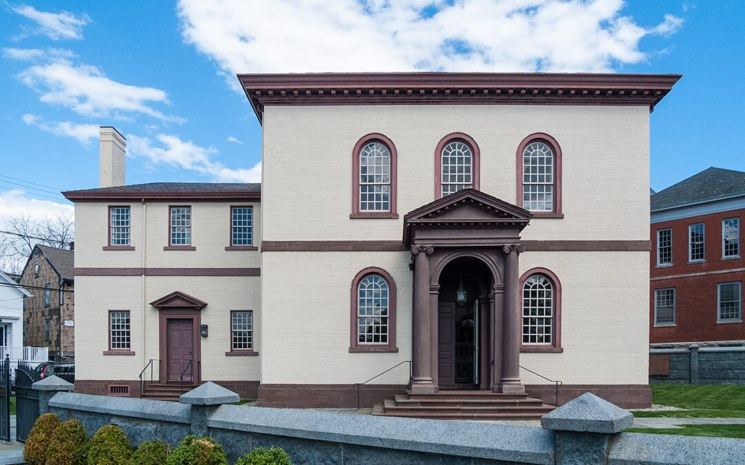 A4: Introduction to Touro Synagogue