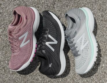 New Balance 860 is a good stability running shoe.