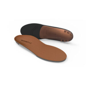 Superfeet Copper Insoles are the best insoles for flat feet
