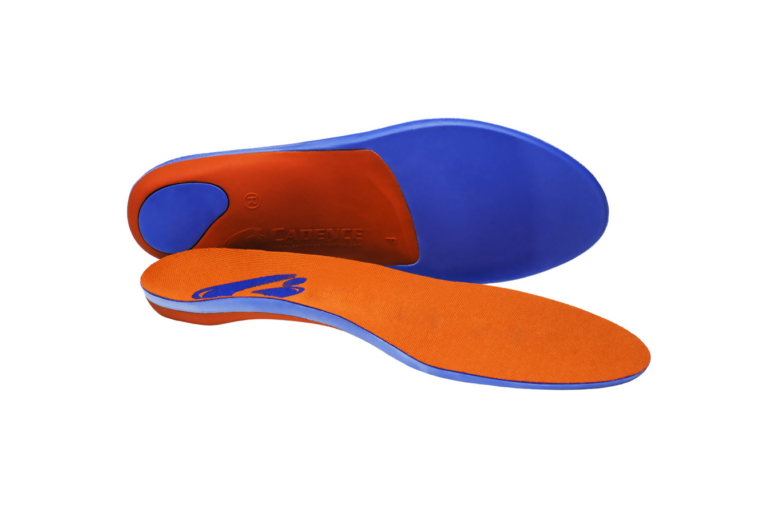 Cadence Insoles for Overpronation