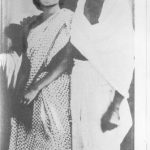 Gandhi and Indira (Late 1930s)