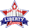 Liberty Lanes Bowling in Largo Logo