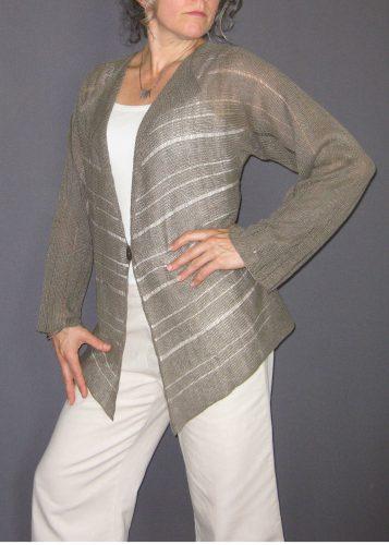 Jennifer Armstrong, Linen Jacket
