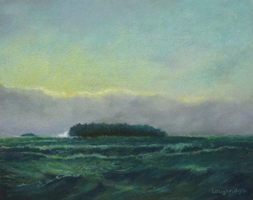 """Swift Passage"" by Sally Loughridge"