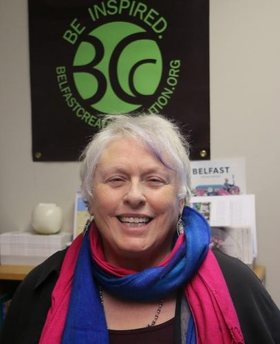 Larraine Brown, Director, Belfast Creative Coalition