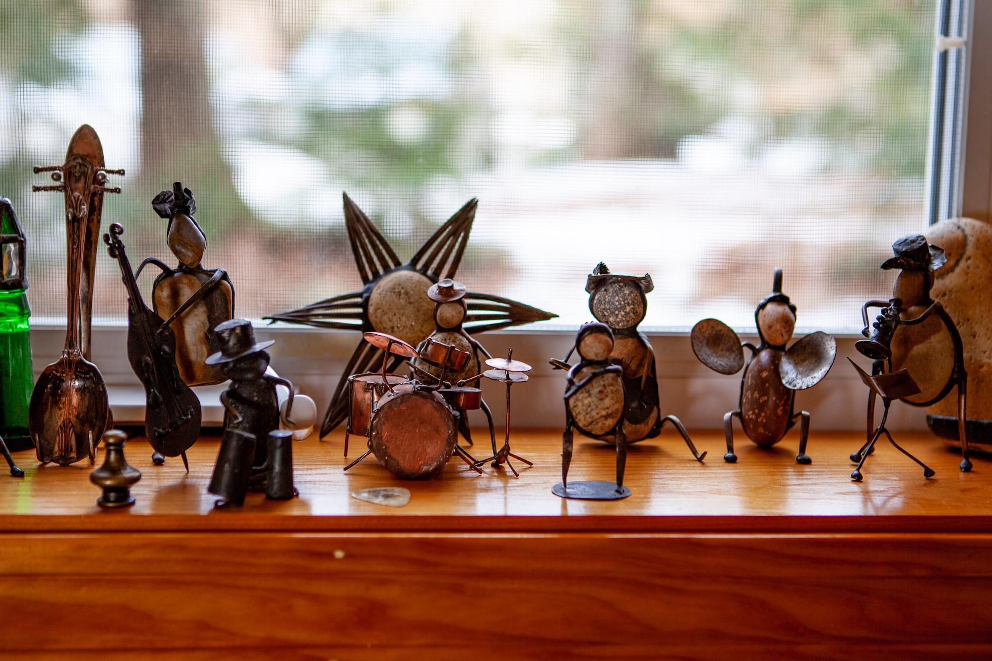 basil sculptures