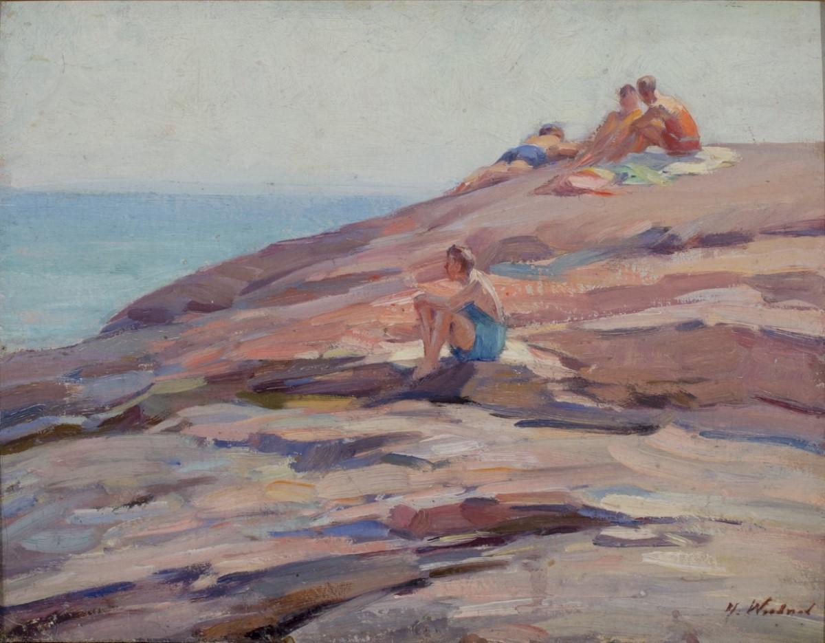 On-the-Rocks-c.-1925
