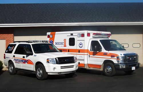 Paramedic & RN to Paramedic Course Beginning July 19, 2021