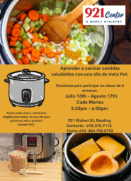 Instant Pot Cooking Spanish