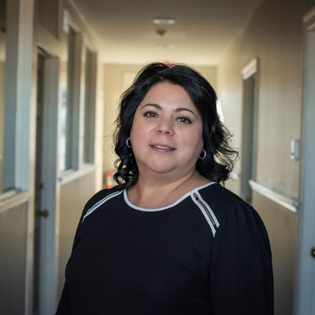 Claudia Cavazos of Webb Insurance in Lake Forest, Illinois