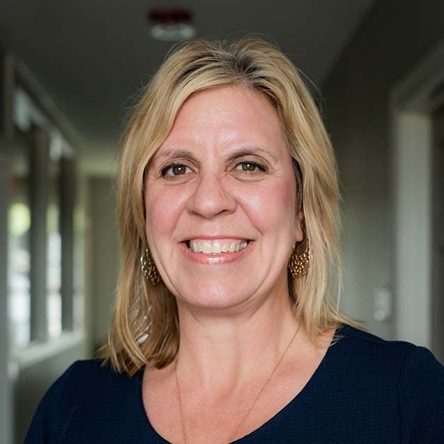Kathryn McDermott of Webb Insurance in Lake Forest, Illinois