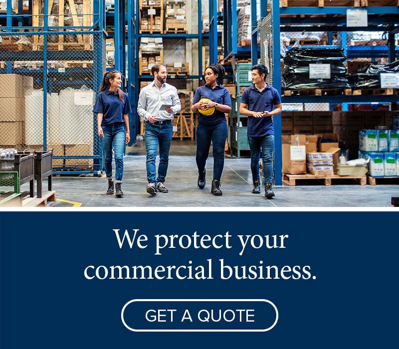 We Protect Your Commercial Business