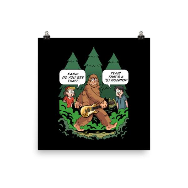 Bigfoot enhanced-matte-paper-poster-in-14x14-600b3c17c6755.jpg