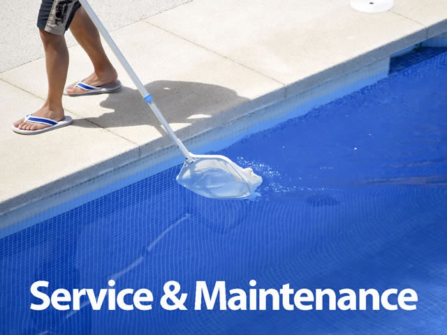 Pool Service & Maintenance