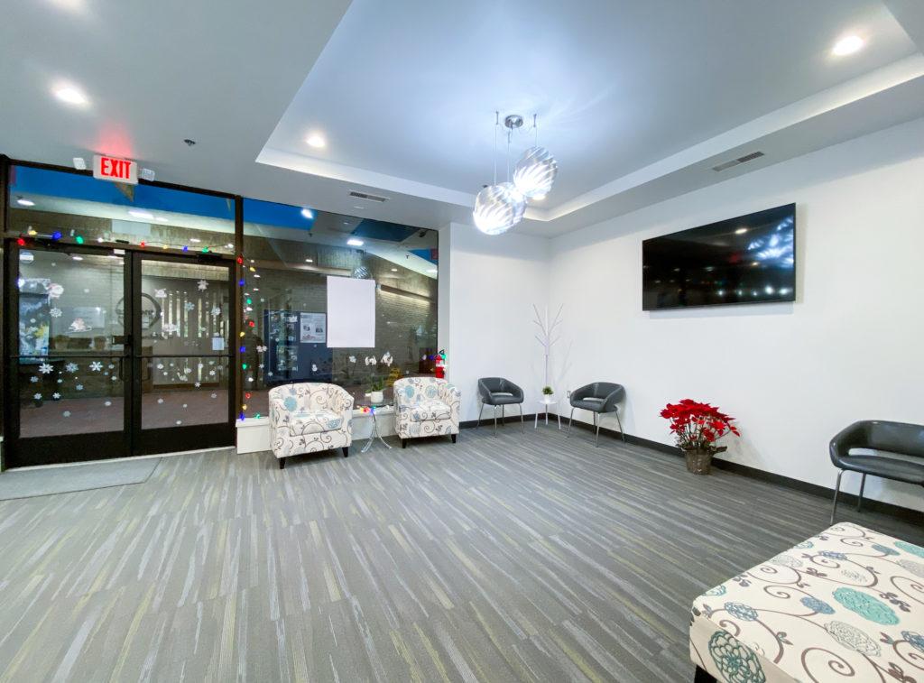 Ann Arbor Orthodontics office