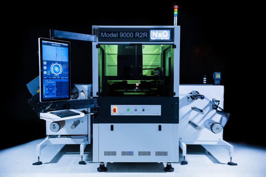 Neutronix - NXQ9000 - Robotics Product Video