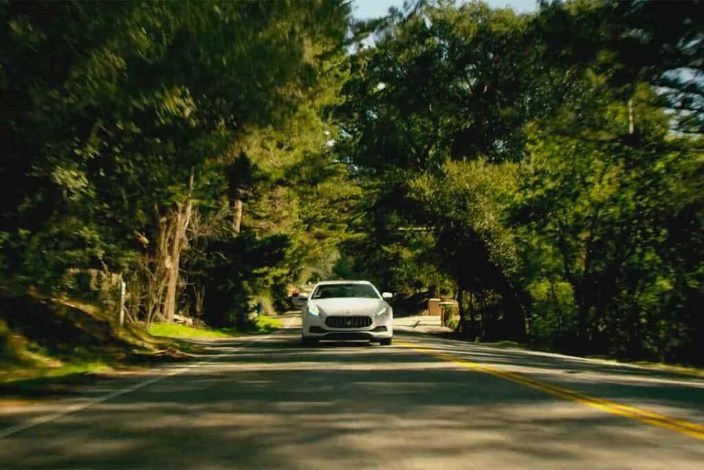 Quatrroporte by Maserati Concept Commercial