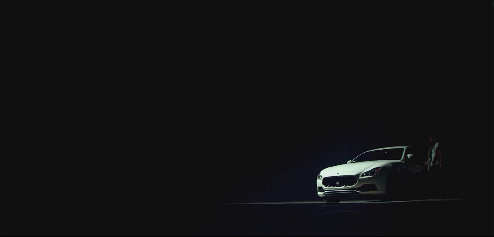 Quatrroporte by Maserati : Luxury Car Commercial