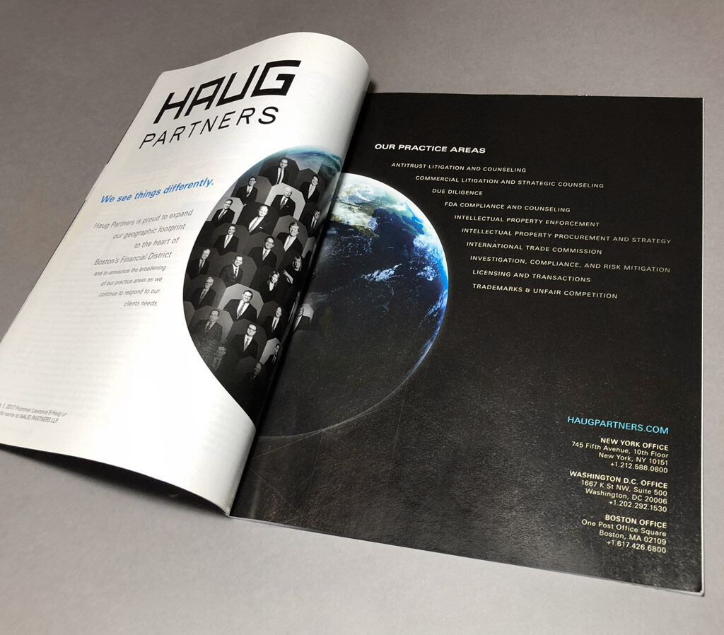 Haug Partners Ad Campaigns