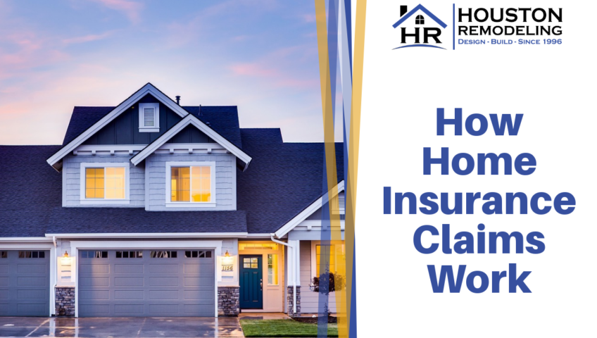 How Home Insurance Claims Work