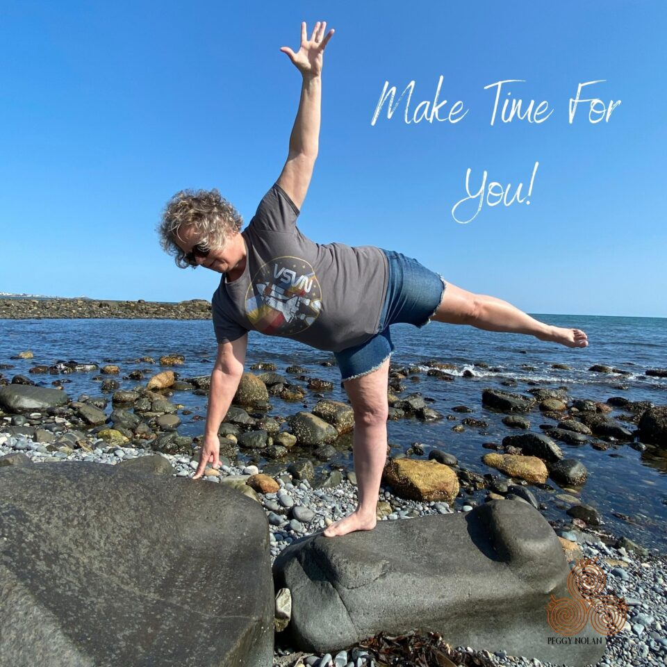 Make Time For You – February Classes With Peggy