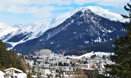 Pray For President Trump And Staff As They Attend The World Economic Forum In Davos Switzerland