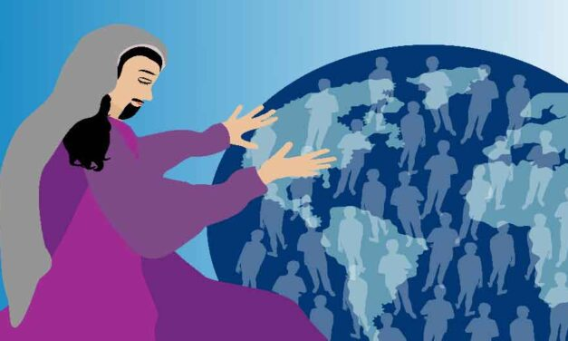 Rise! Take Your Mat And Walk: World Day Of Prayer 2020