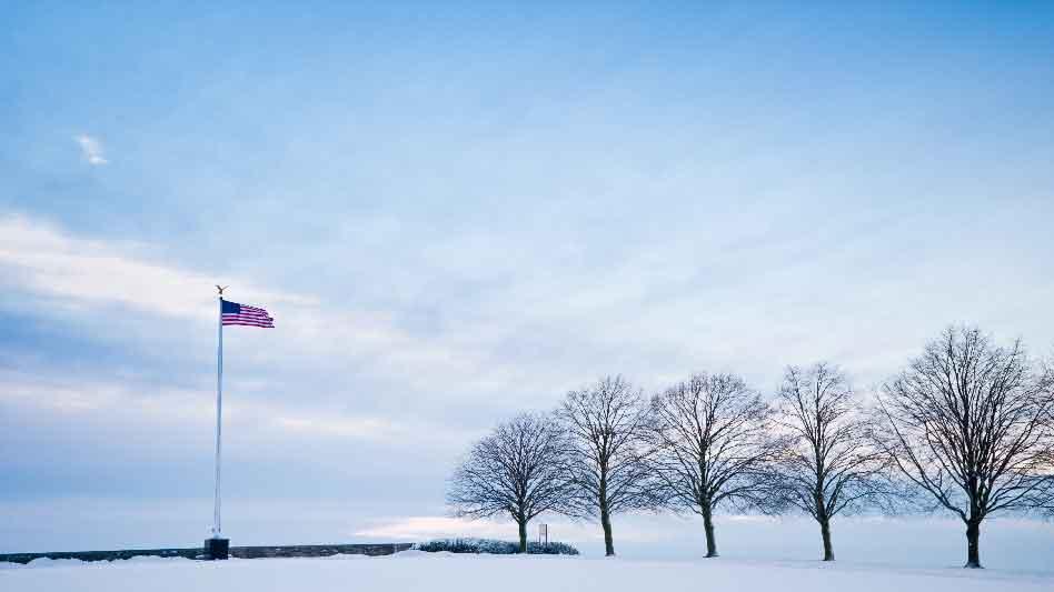 Pray America Great Again Henri Chapelle American Cemetery In Belgium