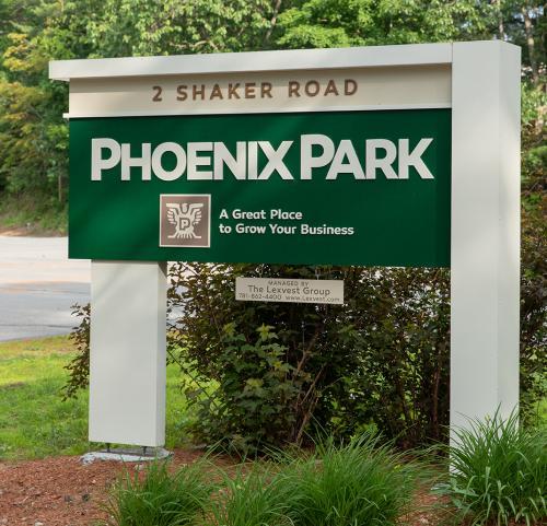 Phoenix Park Street Sign