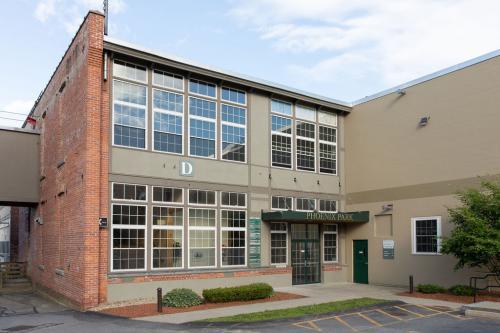 Building D Entrance