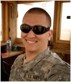 Spc. Joey Graves