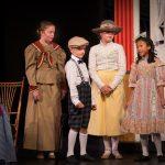 Marian, Winthrop, Mrs Paroo, & Amaryllis
