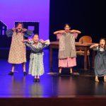 Orphan dresses
