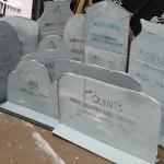 addams family gravestones