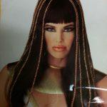 Egyptian wigs