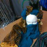 Hairy Ishmaelites headpiece