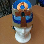 ankh symbol gold hat