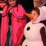 Anna cape & Olaf