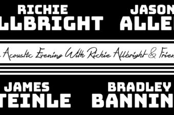 An Acoustic Evening with Richie Allbright and Friends