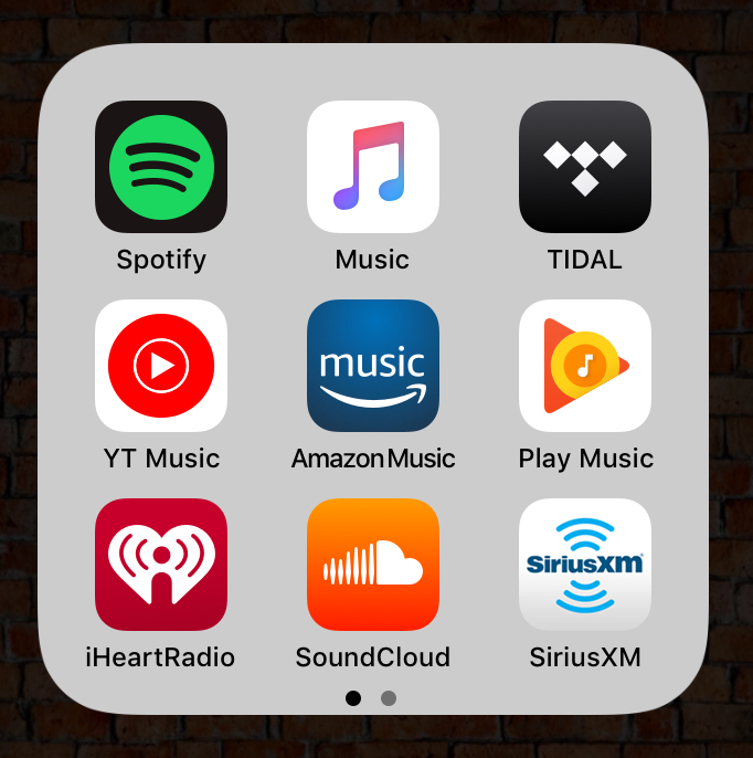 Top Music Streaming Services