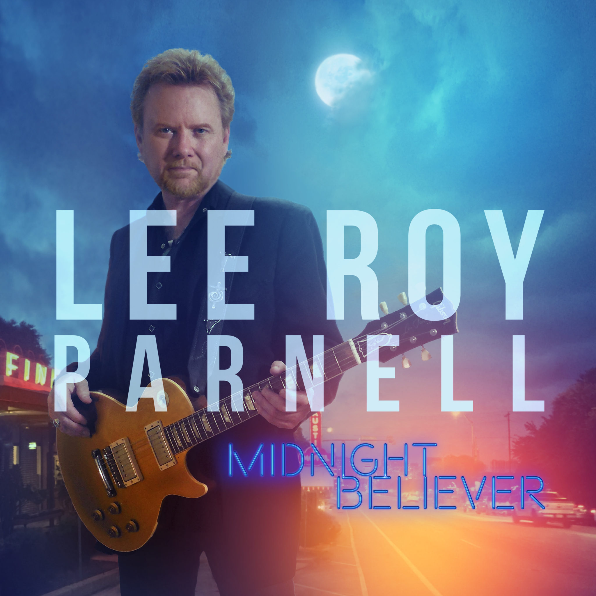 """Lee Roy Parnell """"Midnight Believer""""- Album Review"""