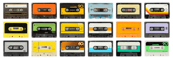 Compact Cassettes   Brief History